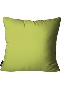 Capa Para Almofadas Mdecore De Páscoa Verde 55X55
