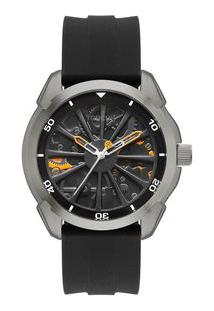 Relógio Touch Unissex Pira Prata Twy121E6Aq/4P Twy121E6Aq/4P