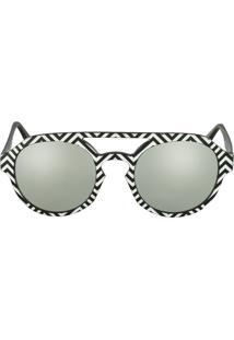 Óculos De Sol Italia Independent Fashion Preto