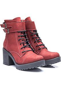 f99b07da2 Coturno Com Salto Rustico feminino | Shoelover