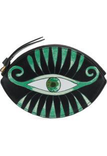 Chloé Carteira 'Hamsa Eye' - Azul