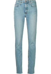 Nobody Denim Calça Jeans True Cuffed - Azul