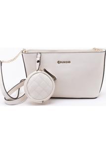 Bolsa Shoulder Bag Vanilla - P