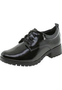 5fec3b8424 Clóvis Calçados. Sapato Feminino Oxford ...