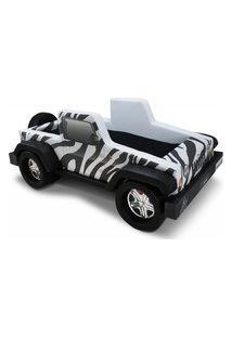 Mini Cama Jeep Safari - Cama Carro