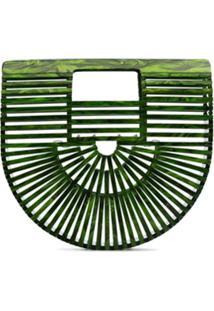 Cult Gaia Bolsa Tote 'Ark' - Green