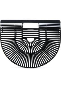 Cult Gaia Clutch Ark - Preto