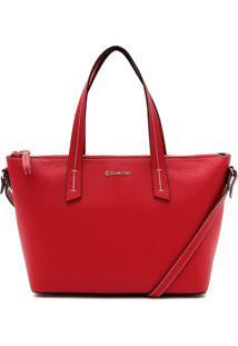 Bolsa Dumond Fosca Vermelha