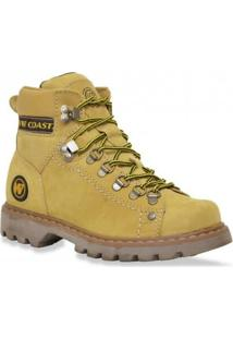 Bota Coturno West Coast Worker