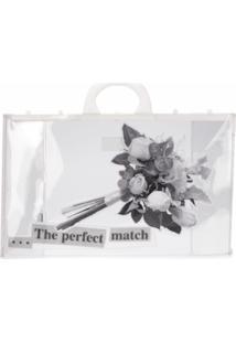 Mm6 Maison Margiela Bolsa Tote The Perfect Match - Branco