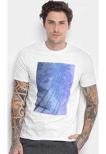 Camiseta Mood Sunset Masculina - Masculino