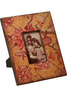 Porta-Retrato De Madeira Decorativo Detta