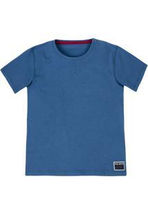 Camiseta Básica Infantil Menino