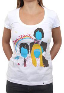 Mutantes - Camiseta Clássica Feminina
