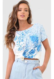 Camiseta Desigual Under Off-White