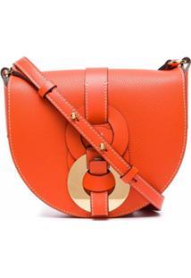 Chloé Darryl Crossbody Bag - Laranja