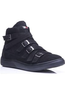 Tênis Masculino Rockfit Nirvana All Black