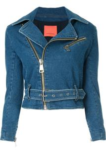 Manning Cartell Jaqueta Jeans 'Major Key' - Azul