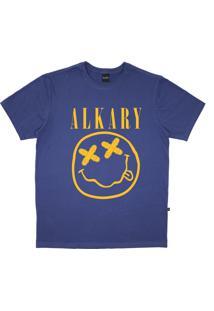 Camiseta Alkary Nirvana Azul