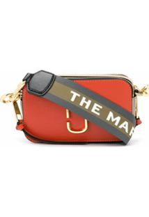 Marc Jacobs The Snapshot Bag - Laranja