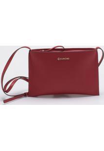 Bolsa Shoulder Bag Scarlet - P