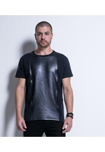 Camiseta Textures We Don'T Play - Masculino
