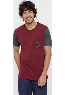 Camiseta Rvca Essential Masculina - Masculino