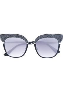 Óculos De Sol Jimmy Choo Nude feminino   Gostei e agora  a48dabf5e7