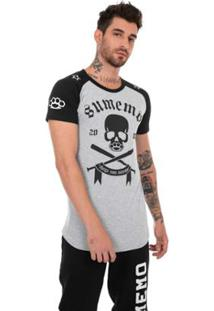 Camiseta Sumemo Skull - Masculino