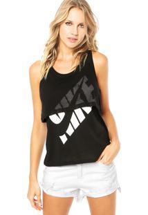 Regata Nike Sportswear Mesh Preto