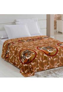 Cobertor / Manta Casal Microfibra Flanel Siberian - 200 Gramas/M2