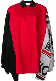 Farfetch. Koché Camisa Polo ... cb86976dd87bc