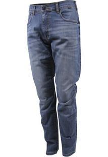 6b1fc4118af40 ... Calça Jeans Hurley Masculina - Masculino-Azul