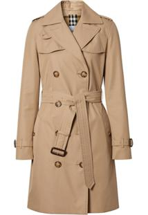 Burberry Trench Coat - Marrom