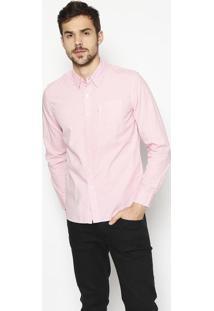 Camisa Lisa Supima® - Rosalevis