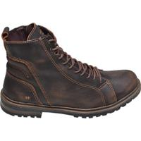 Bota Masculina Brushoff West Coast Marrom 5cbc557b922