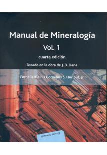 Manual De Mineralogía: Vol.1