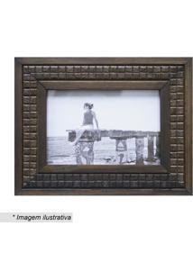 Porta Retrato Sunshine- Marrom- Tamanho Da Foto: 10Xkapos