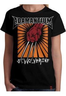 Camiseta Adamantium