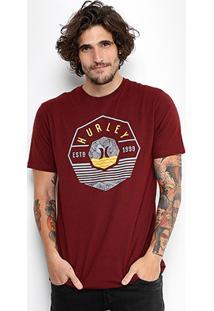Camiseta Hurley Silk Change Masculina - Masculino
