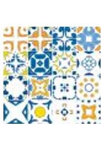 Adesivo De Azulejo - Ladrilho Hidráulico - 370Azme