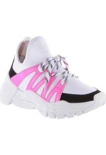 Tênis Sneaker Ludy Feminino - Feminino