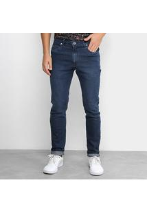 Calça Jeans Okdok Slim Fit 1182204 Masculina - Masculino