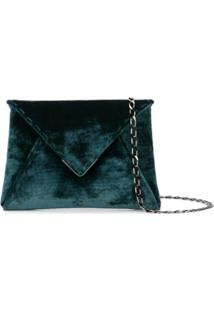 Tyler Ellis Clutch Lee Mini - Azul