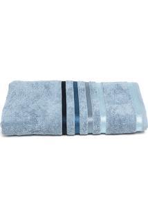 Toalha De Banho Karsten Versati Lumina Azul - Tricae
