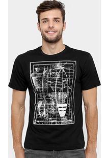 Camiseta Rusty Silk Shaper - Masculino