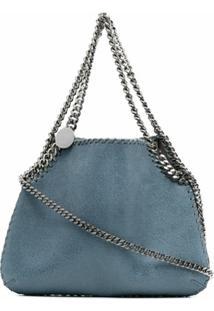 Stella Mccartney Falabella Shoulder Bag - Azul
