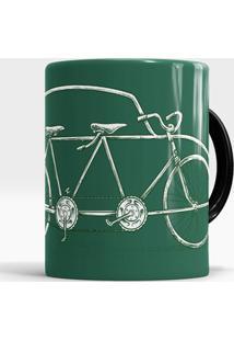 Caneca Bike Fusca