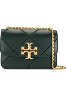 Tory Burch Eleanor Quilted Crossbody Bag - Verde