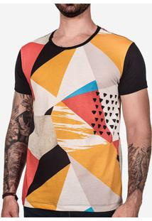 Camiseta Geometric 102101